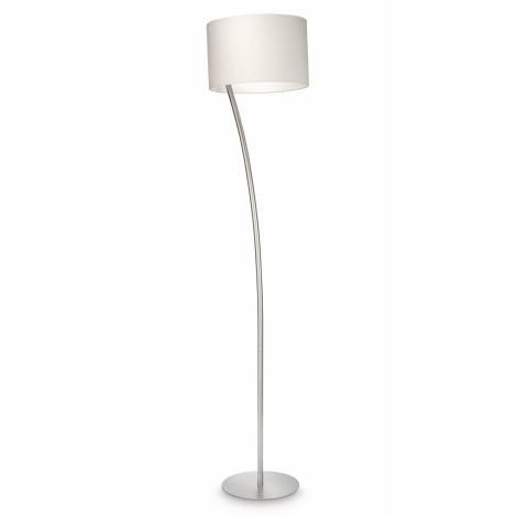 Philips 42258/38/16 - Stojací lampa LEOD bílá 1xE27/23W/230V