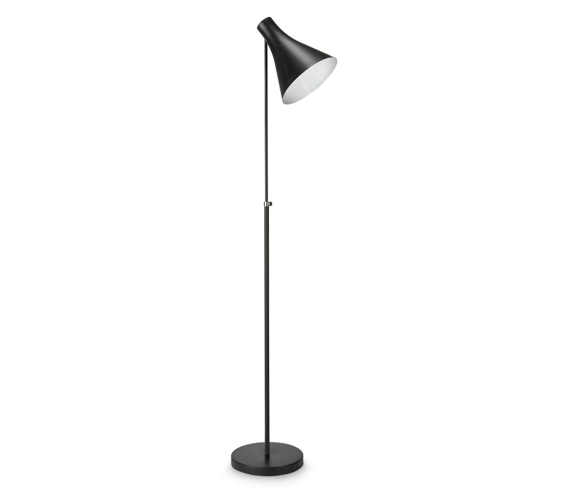 Philips Philips 42261/30/16 - Stojací lampa DRIN černá 1xE27/23W/230V P0521