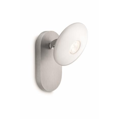 Philips 53140/48/16 - LED nástěnné svítidlo LEDINO TYMPAN LED/7,5W/230V