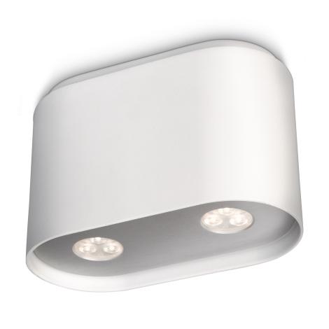 Philips 53162/31/16 - Bodové LED svítidlo MYLIVING SEQUENCE 2xLED/7,5W/230V