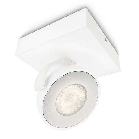Philips 53170/31/16 - LED bodové svítidlo MYLIVING CLOCKWORK 1xLED/4W/230V