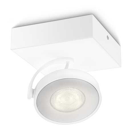 Philips 53170/31/P0 - Stmívatelné bodové svítidlo MYLIVING CLOCKWORK 1xLED/4,5W