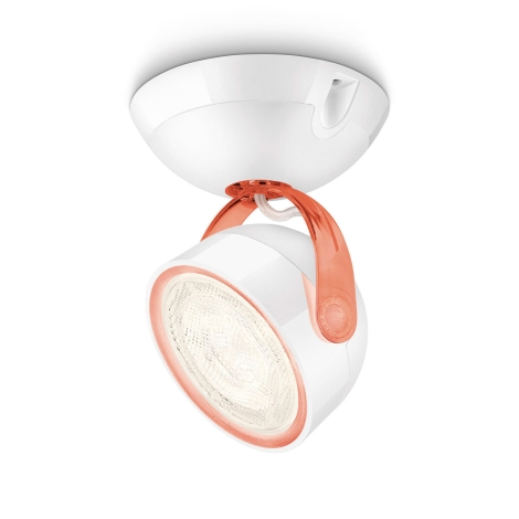 Philips 53230/32/16 - LED Bodové svítidlo MYLIVING DYNA 1xLED/4W/230V červená
