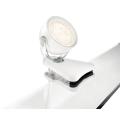 Philips 53231/31/16 - LED Klip MYLIVING DYNA 1xLED/3W/230V bílá