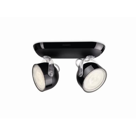Philips 53232/30/16 - LED bodové svítidlo MYLIVING DYNA 2xLED/3W/230V