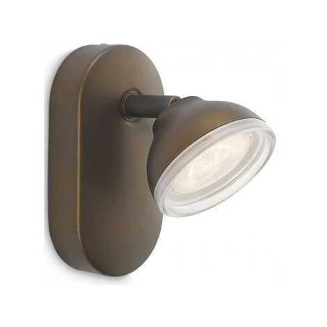 Philips 53240/06/16 - LED bodové svítidlo TOSCANE 1xLED/3W/230V