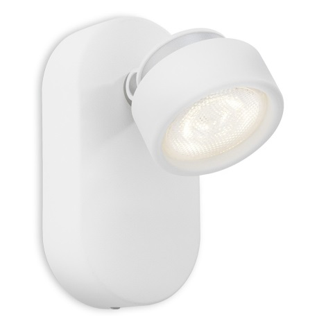 Philips 53270/31/16 - LED bodové svítidlo RIMUS 1xLED/3W/230V