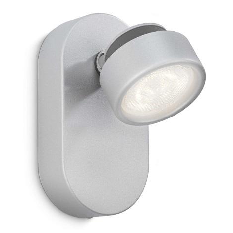 Philips 53270/48/16 - LED bodové svítidlo RIMUS 1xLED/3W/230V
