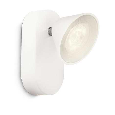 Philips 53280/31/16 - LED bodové svítidlo TWEED 1xLED/3W/230V