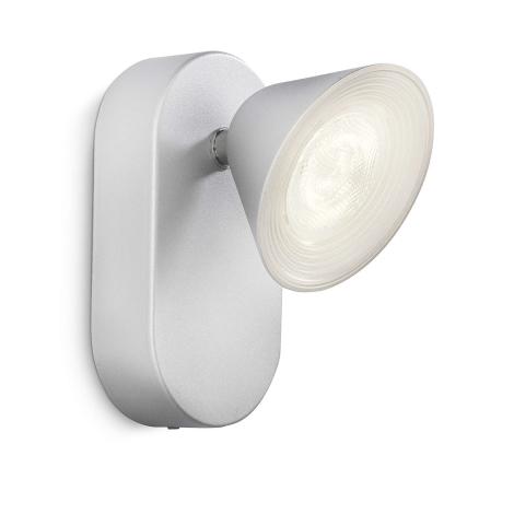 Philips 53280/48/16 - LED bodové svítidlo TWEED 1xLED/3W/230V