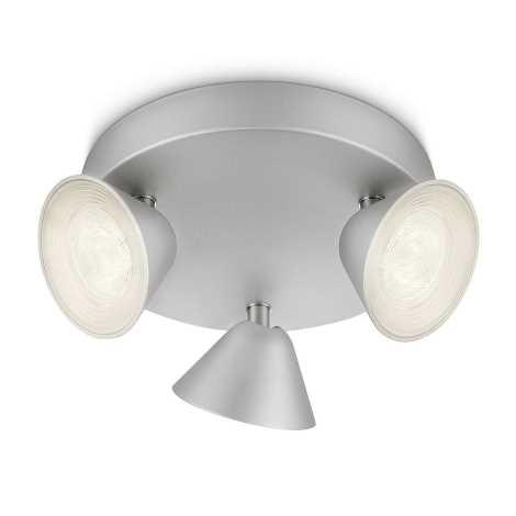 Philips 53289/48/16 - LED bodové svítidlo TWEED 3xLED/3W/230V