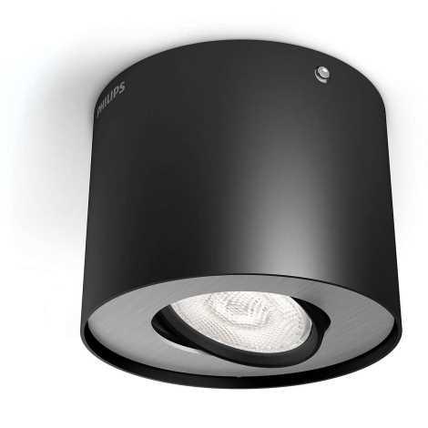 Philips 53300/30/16 - LED bodové svítidlo PHASE 1xLED/4,5W/230V