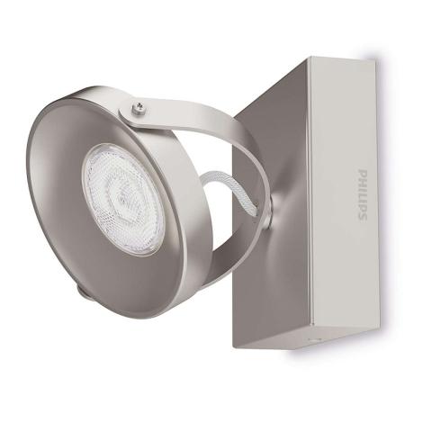 Philips 53310/17/16 - LED bodové svítidlo MYLIVING SPUR 1xLED/4,5W/230V