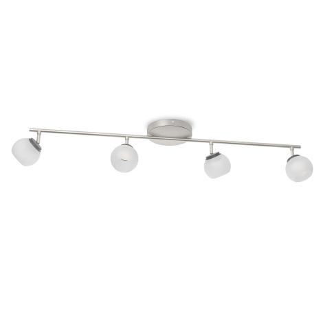Philips 53324/17/16 - LED bodové svítidlo BALLA 4xLED/4W/230V