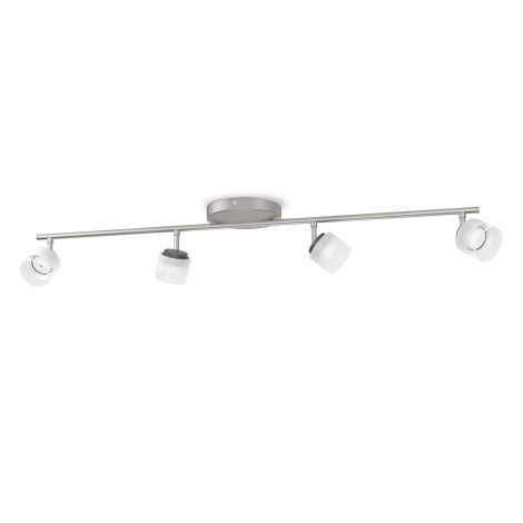 Philips 53334/17/16 - LED bodové svítidlo FREMONT 4xLED/4W/230V