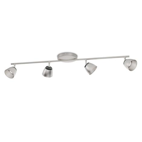 Philips 53354/17/16 - LED bodové svítidlo COUNTY 4xLED/4W/230V