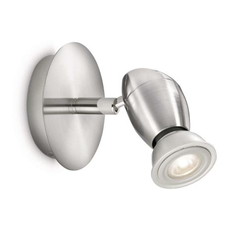Philips 55690/17/16 - LED Bodové svítidlo MYLIVING CHESTNUT 1xGU10/4W/230V