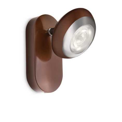 Philips 57170/44/16 - LED Bodové svítidlo MYLIVING SEPIA 1xLED/4W/230V