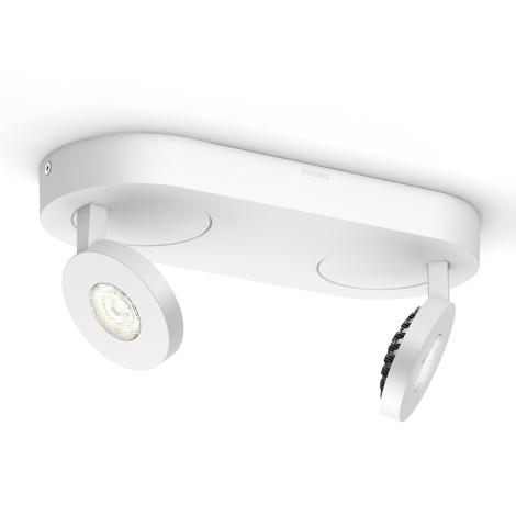 Philips 57182/31/16 - LED bodové svítidlo INSTYLE SCOPE 2xLED/4,5W/230V