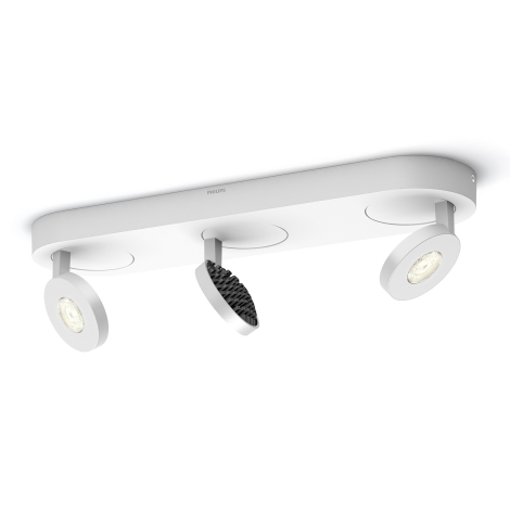 Philips 57183/31/16 - LED bodové svítidlo INSTYLE SCOPE 3xLED/4,5W/230V