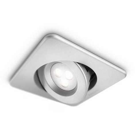 Philips 57922/48/16 - LED koupelnové podhledové svítidlo LEDINO VISION LED/7,5W