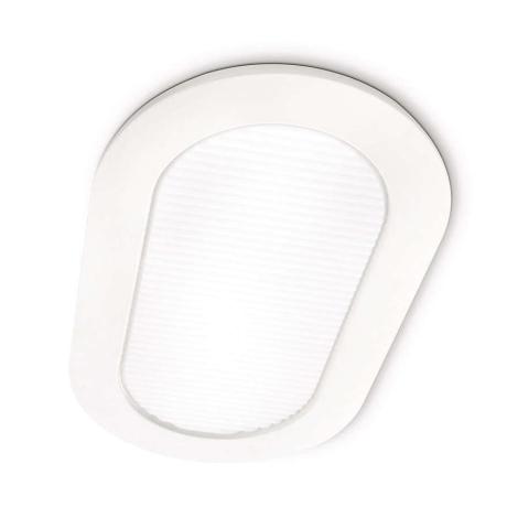 Philips 57955/31/16 - Koupelnové podhledové svítidlo MYLIVING HUDDLE 1xE27/12W
