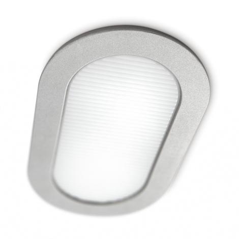Philips 57955/48/16 - Koupelnové podhledové svítidlo MYLIVING HUDDLE 1xE27/12W