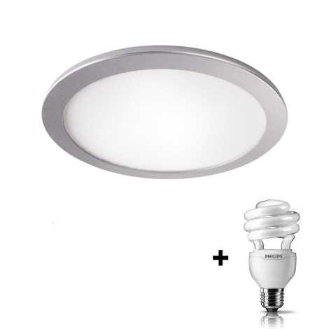 Philips 57957/48/16 - Koupelnové podhledové svítidlo STAVANGER 1xE27/20W/230V