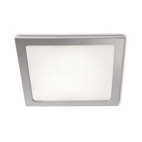Philips 57958/48/16 - Koupelnové podhledové svítidlo MYLIVING HUDDLE 1xE27/20W/230V