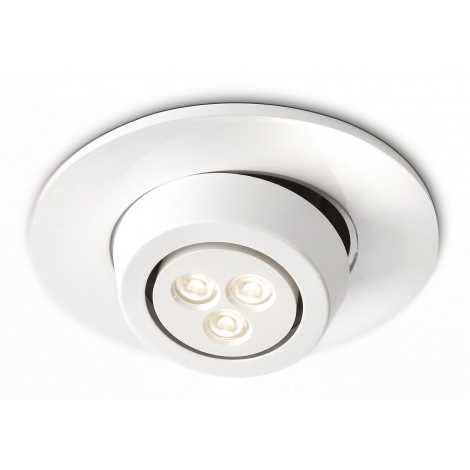 Philips 57968/31/81 - LED Downlight PORTO 1xLED/7,5W/230V