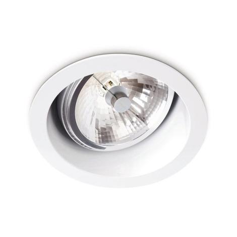 Philips 57975/31/16 - Koupelnové podhledové svítidlo INDUS 1xG53/30W/230V