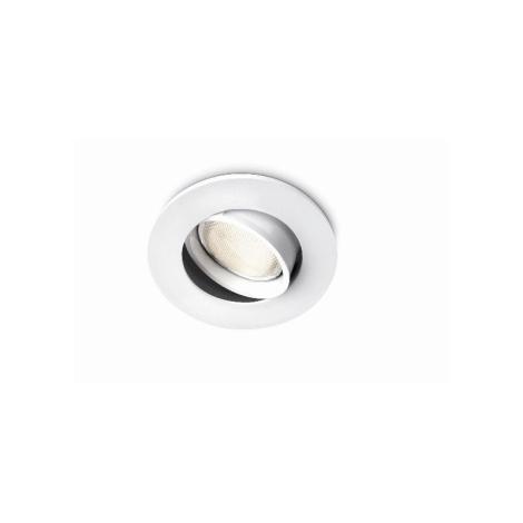 Philips 57977/31/16 - Koupelnové podhledové svítidlo SMARTSPOT 1xGU10/10W bílá