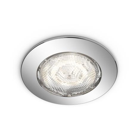 Philips 59005/11/P0 - LED Koupelnové podhledové svítidlo DREAMINESS 1xLED/4,5W IP65