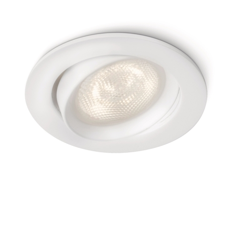Philips 59031/31/16 - LED Bodové zápustné svítidlo MYLIVING ELLIPSE LED/4W bílá