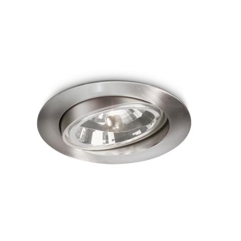 Philips 59040/17/16 - Koupelnové podhledové svítidlo AVIOR 1xG53/50W/230V