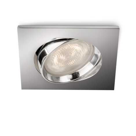 Philips 59081/11/16 - LED Bodové zápustné svítidlo MYLIVING GALILEO 1xLED/4W/230V chrom