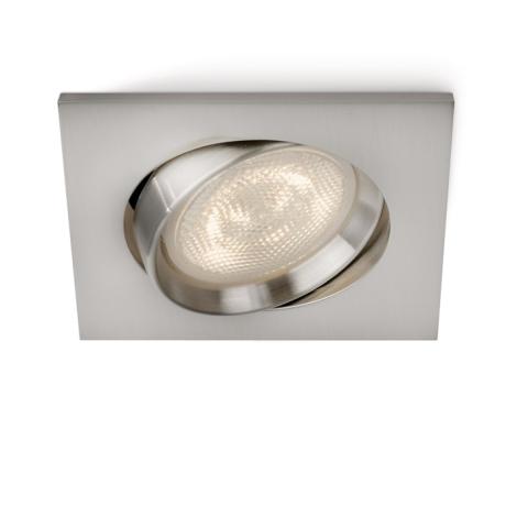 Philips 59081/17/16 - LED Bodové zápustné svítidlo MYLIVING GALILEO 1xLED/4W