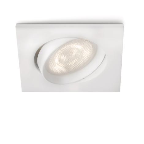 Philips 59081/31/16 - LED bodové zápustné svítidlo MYLIVING GALILEO 1xLED/4W/230V bílá