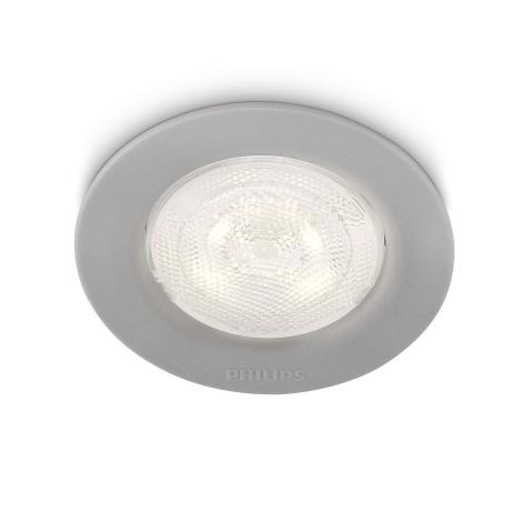 Philips 59101/87/16 - LED podhledové svítidlo SCEPTRUM 1xLED/3W/230V