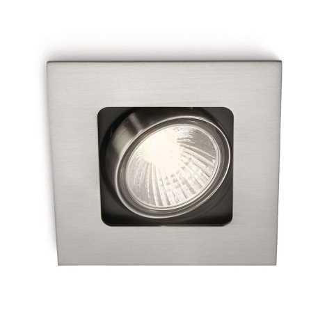 Philips 59300/17/16 - Koupelnové podhledové svítidlo MYLIVING ACAMAR 1xGU10/50W/230V