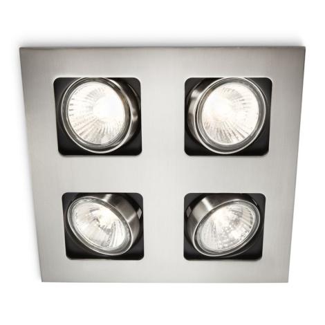 Philips 59304/17/16 - LED koupelnové podhledové svítidlo MYLIVING ARTEMIS 3xLED/4W