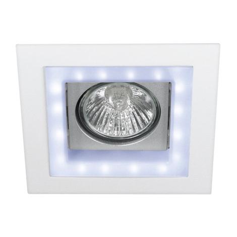 Philips 59530/31/81 - LED podhledové svítidlo ALTEA 1xGU10/35W + LED/0,36W