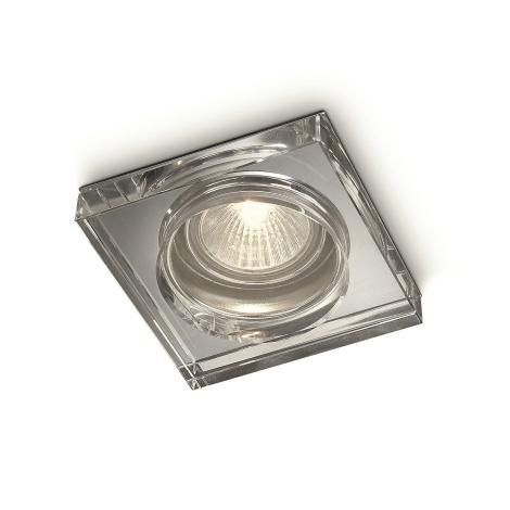 Philips 59560/11/12 - Podhledové svítidlo DERMOS 1xGU10/35W/230V