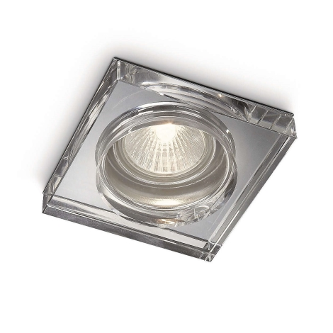 Philips 59560/11/16 - Koupelnové podhledové svítidlo MYLIVING DERMOS 1xGU10/35W