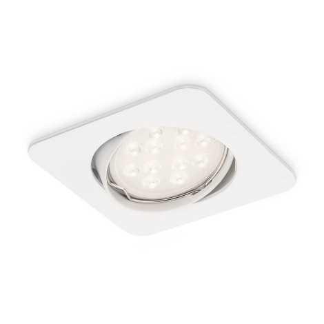 Philips 59680/31/16 - LED koupelnové podhledové světlo MYLIVING ALCOR GU10/3,5W