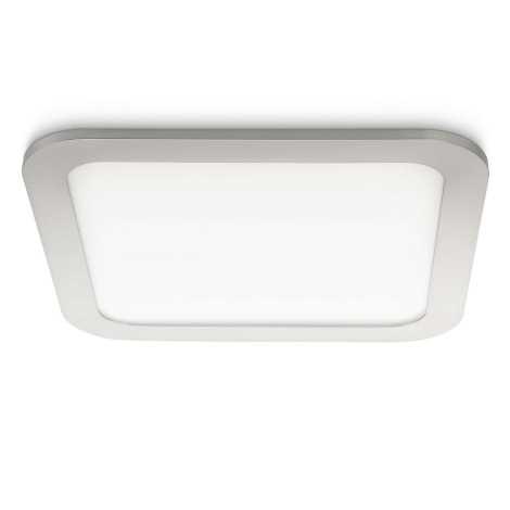 Philips 59714/17/16 - Podhledové LED svítidlo HYDRA stříbrné 1xHighPower LED/15W/230V