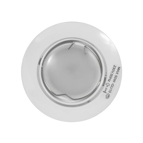 Philips 59770/31/14 - LED koupelnové podhledové svítidlo BOMBAY 1xGU10-LED/4W/230V