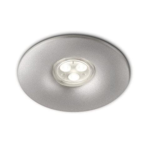 Philips 59830/48/16 - Koupelnové podhledové svítidlo MYLIVING AQUILA 1xLED/7,5W