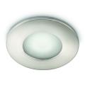 Philips 59905/17/PN - Koupelnové podhledové svítidlo WASH 1xGU10/35W/230V IP44