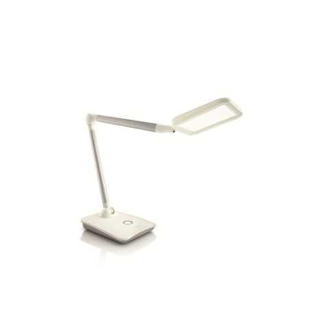 Philips 67426/31/16 - Stolní LED lampa ROBOT bílá 1xHighPower LED/10W/230V